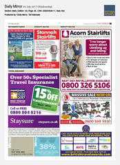 05-Jul Daily Mirror Prize Draw Partner Ad