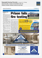 04-Aug Newcastle Chronicle Solmar Villas Ad