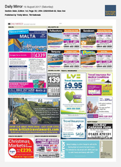 19-Aug Daily Mirror On The Go Tours Ad