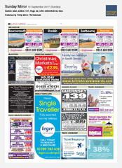 10-Sep Sunday Mirror Beverley Holidays