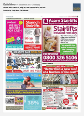 14-Sep Daily Mirror Red Sea Holidays