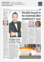 16-Sep Western Mail APH (Airport Parking & Hotels)