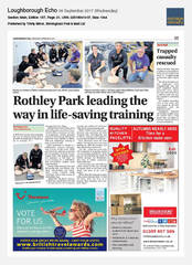 06-Sep Loughborough Echo Thomson