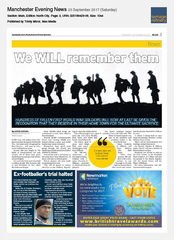 23-Sep Manchester Evening News Newmarket Holidays