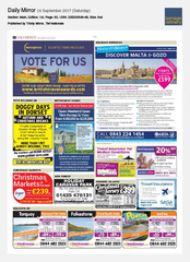 23-Sep Daily Mirror Shearings Holidays