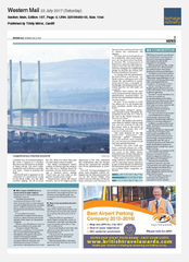 22-Jul Western Mail APH Ad