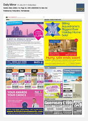 15-July Daily Mirror P&O Ferries Ad