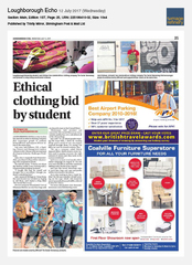 12-Jul Loughborough Echo APH Ad