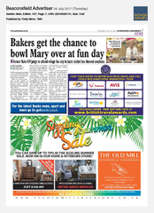 06-Jul Bucks Advertiser Prize Draw Partners Ad