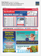 05-Aug 05-Aug Scottish Daily Record Thomson Ad