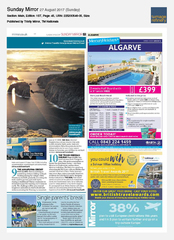 27-Aug Sunday Mirror Solmar Villas