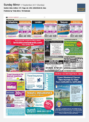 17-Sep Sunday Mirror Prize Draw Ad