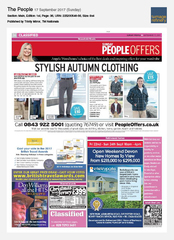 17-Sep Sunday People Shearings Holidays