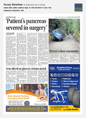 29-Sep Surrey Advertiser APH (Airport Parking & Hotels)